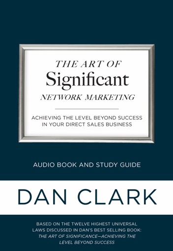 Dan Clark audio book